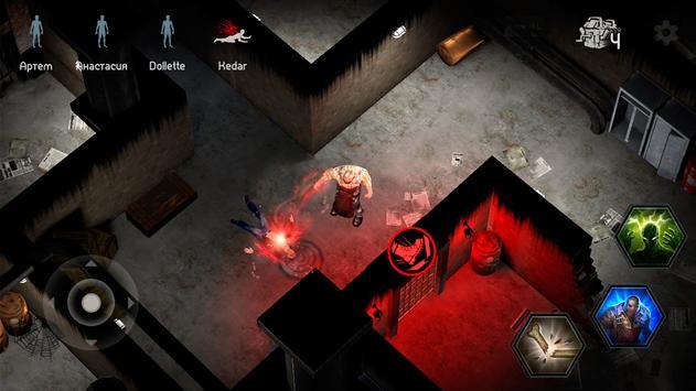 Horrorfield captura de pantalla 1