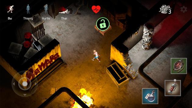 Horrorfield captura de pantalla 2
