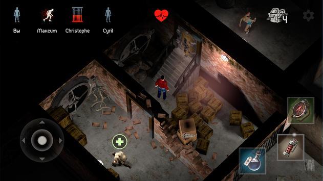 Horrorfield captura de pantalla 3