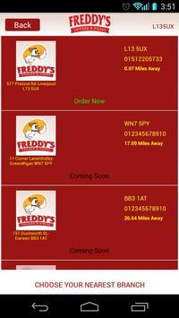 Freddys Chicken and Pizza apk screenshot