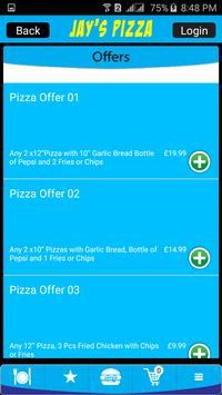 Jays Pizza screenshot 6