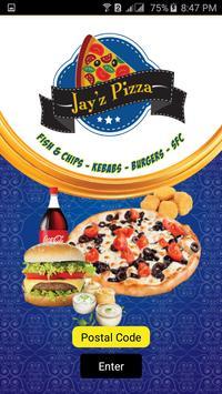 Jays Pizza poster