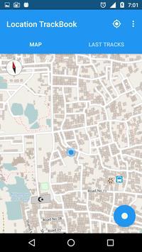 Location TrackBook screenshot 2