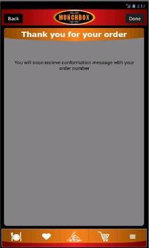 Munchbox apk screenshot
