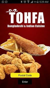 Tohfa Cuisine poster