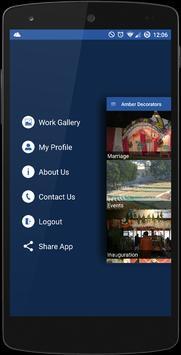 Amber Decorators screenshot 1