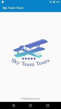 Sky Team Tours poster