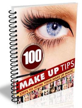 100 Make Up Tips poster