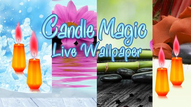 Candle Magic Live Wallpaper screenshot 4