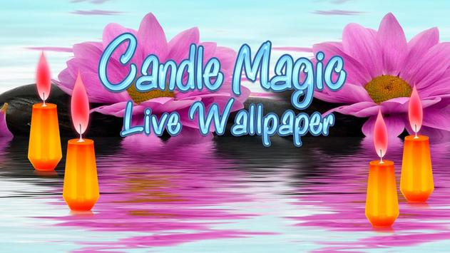 Candle Magic Live Wallpaper screenshot 1