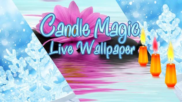 Candle Magic Live Wallpaper screenshot 2