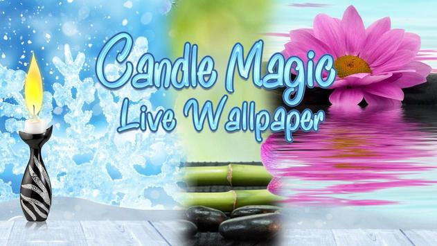 Candle Magic Live Wallpaper screenshot 3