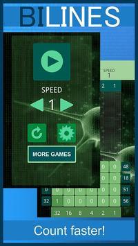 Bilines. Fast calculations screenshot 1