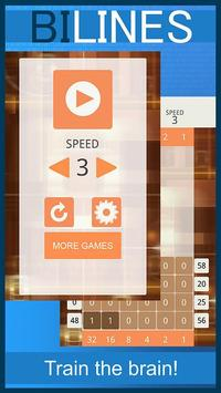 Bilines. Fast calculations screenshot 2