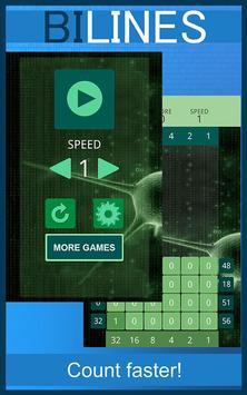 Bilines. Fast calculations screenshot 9