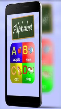 Alphabets poster