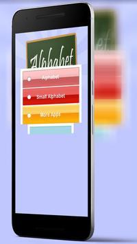 Alphabets screenshot 1