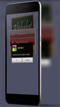 Alphabets screenshot 6