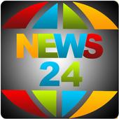 News 24 India icon