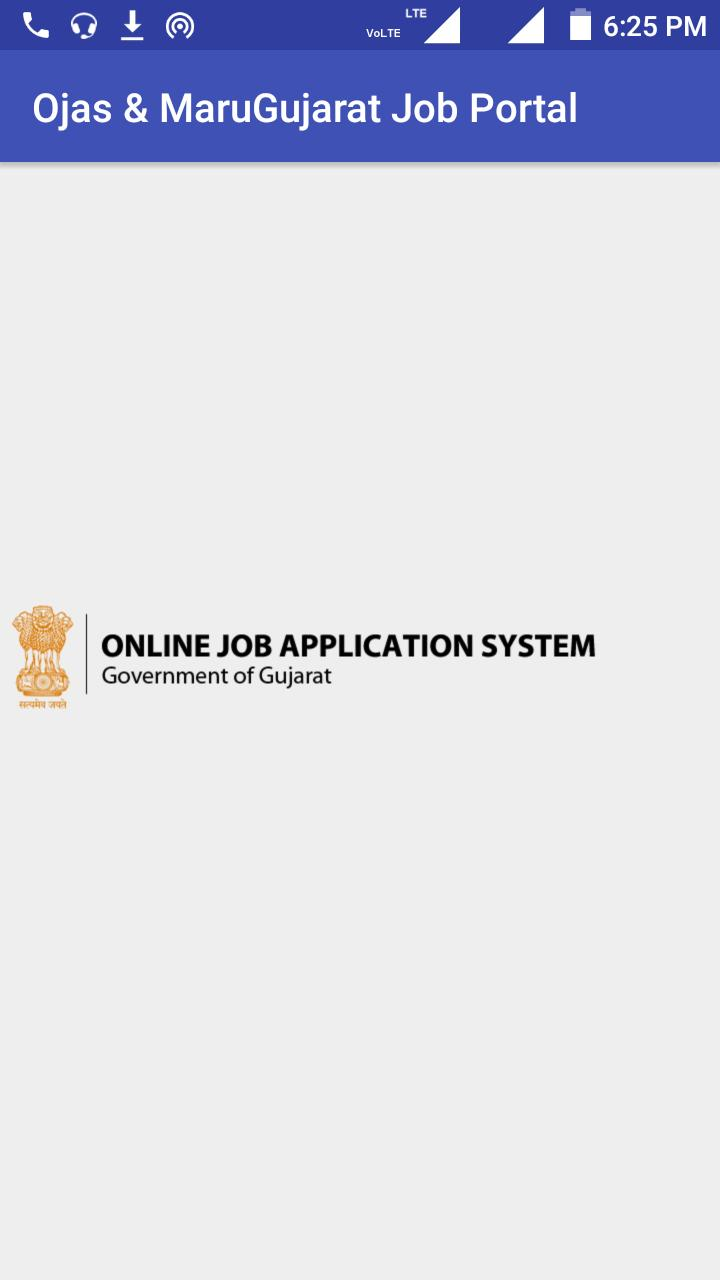 Ojas | Maru gujarat government job portal  for Android - APK