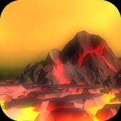 Volcano Fever 3D icon