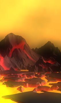 Volcano Fever 3D poster