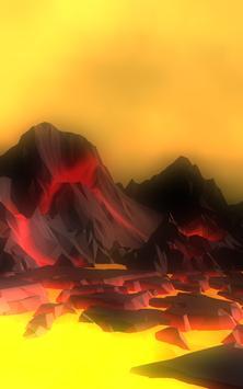 Volcano Fever 3D apk screenshot