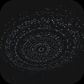 Vortex Star 3D Live Wallpaper icon