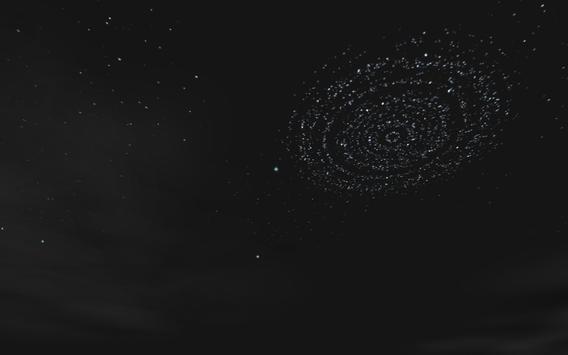 Vortex Star 3D Live Wallpaper apk screenshot
