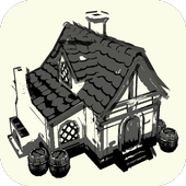 House Sketch 3D LWP Free icon