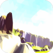 Morning Cliffs 3D icon