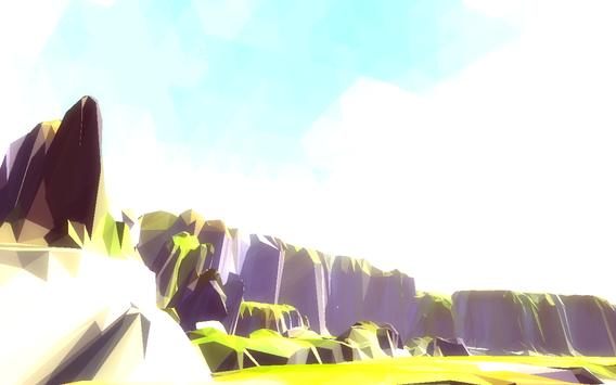 Morning Cliffs 3D apk screenshot