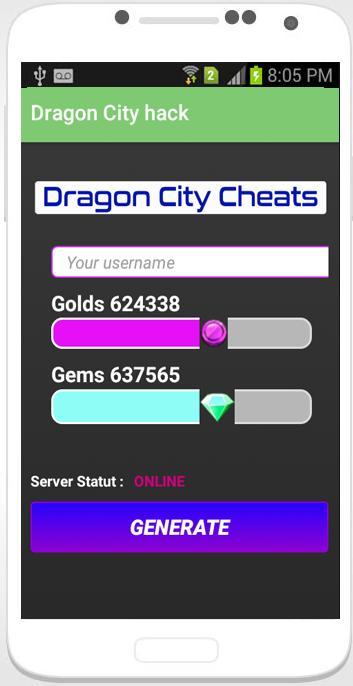 dragon city hack android 2017 apk
