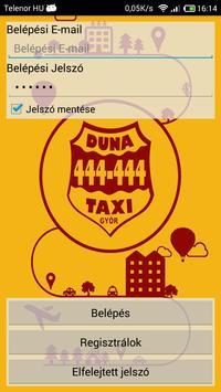 Dunataxi poster