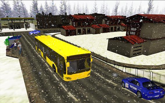 City Bus Driving Simulator 3D screenshot 17