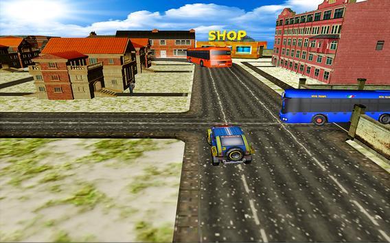 City Bus Driving Simulator 3D screenshot 3