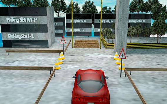 Crazy Car Parking-Stunt Driver screenshot 6
