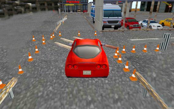 Crazy Car Parking-Stunt Driver screenshot 7