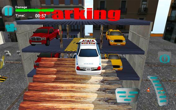 Crazy Car Parking-Stunt Driver screenshot 15