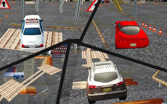 Crazy Car Parking-Stunt Driver screenshot 19