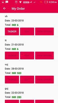 Service Leader india apk screenshot