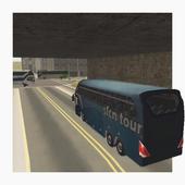 Bus Simulator 2016 3D icon