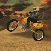 Offroad Motorcycle Driver 3D icon
