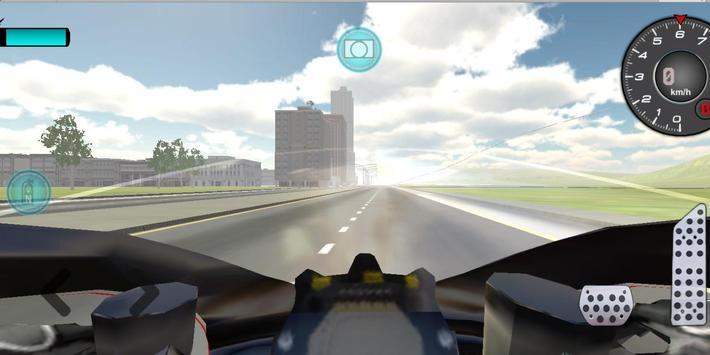 Sport Motorcycle Driver 3D apk screenshot