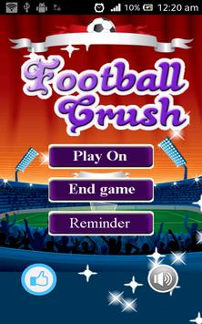 Football Crush apk screenshot