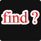 find the Question? icon
