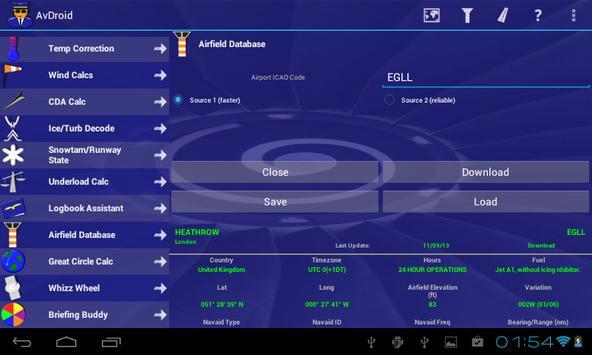 AvDroid Free screenshot 16