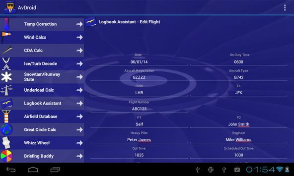 AvDroid Free screenshot 11