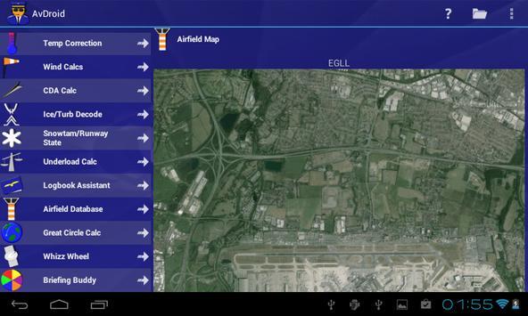 AvDroid Free screenshot 9