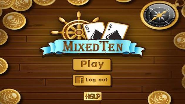 ไพ่ผสมสิบ MixedTen apk screenshot